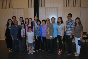 Toronto screening with the Tai Sue Family